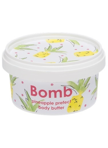 Bomb Cosmetics Pineapple Prefect Body Butter 200ml Renksiz